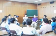 コミュニケーションセミナー(2クール最終日)