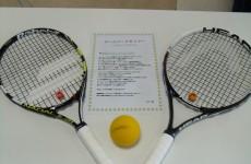チームワーク@ラケットテニス!